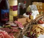 2014 Food & Wine Calendar Cover