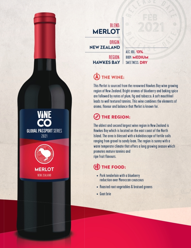 VineCo Merlot